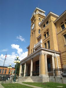 Photo of Cass County Courthouse